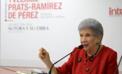 INTEC reconoce a Yvelisse Prats-Ramírez de Pérez por sus aportes a la educación dominicana
