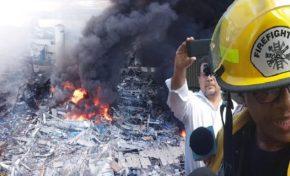 Aumenta a cuatro el número de muertos y más de 80 heridos en explosión Polyplas; desconocen destino varios desaparecidos