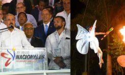 Presidente Medina inaugura XIV Juegos Nacionales Salcedo 2018, José Rodríguez Aybar in Memoriam
