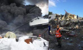 Polyplas rechaza informe de bomberos sobre causa explosión; ejecutivo dice lograron evacuar 98% del personal