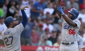 Megacambio en MLB! Puig, Kemp y Wood de Dodgers a Rojos por Bailey y dos más