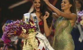 La filipina Catriona Gray es elegida Miss Universo 2018; la representante de RD fue descartada en la primera ronda