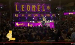 """Leonel en la Gran Arena del Cibao: """"se necesita un gobierno haga respetar la Constitución"""""""