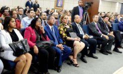 Cuatro magistrados se despiden del Tribunal Constitucional