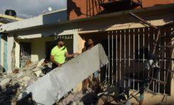 Obras Públicas inicia reparación de 63 viviendas afectadas por explosión en Polyplas; escuelas dañadas reanudan este lunes