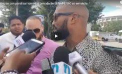 Peloteros amenazan con paralizar torneo béisbol invernal RD si Melvin Soto no renuncia de la presidencia de FENAPEPRO