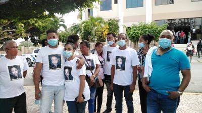 Envían a juicio de fondo a Juan Luis Peralta (Play) acusado de asesinar a su compañera el día de Año Nuevo en RSJ